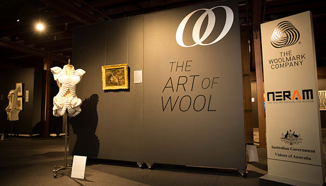 The Art of Wool Exhibition
