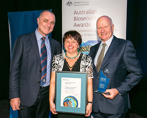Biosecurity Awards