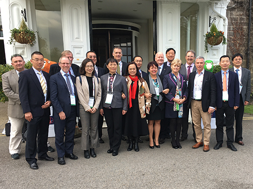 China Australia Working Group